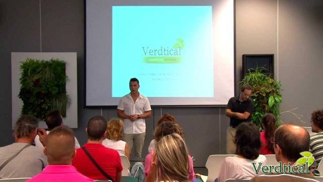 Verditcal – Fabricante de sistemas de jardines verticales – Introducci