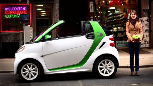 smart electric drive | Urban Gardening in New York City