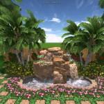 Marlene Llapur Waterfall & Landscape Design
