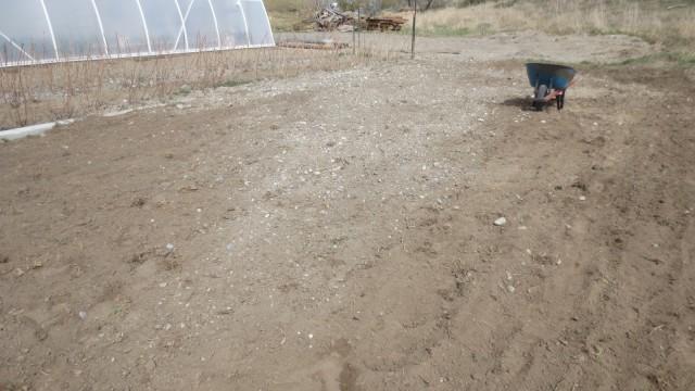 Gardening on the Cheap: Garden Area Preparation