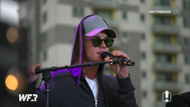 Justin Bieber – Full Performance – Live at Fox FM's Hit The Roof.