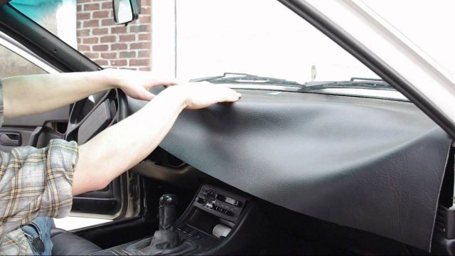 How To Recover A Dashboard – Vinyl, Leather