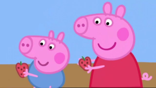 Peppa Pig English – Gardening【01×10】 ❤️ Cartoons For Kids ★ Complete Chapters