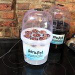 Aero Pot Aeroponics System Review   My new Hydroponics Toy
