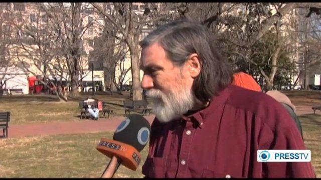 US farmers take to streets against Monsanto