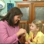 "Children's Songs & Handplay : Teaching Kids ""Round & Round the Garden"" Song"