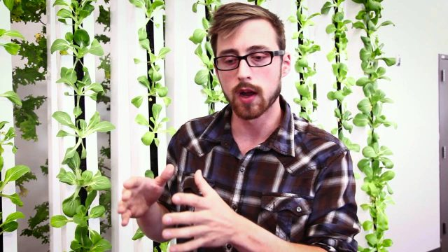 Upstart Farmers at Indoor Ag Con: Mitch Hagney of LocalSprout