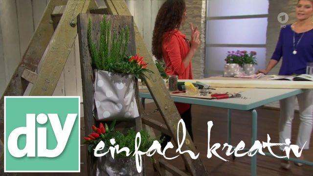 Vertikaler Garten | DIY einfach kreativ
