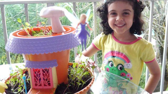 My Fairy Garden Magical Cottage لعبة الزراعة ألعاب بنات