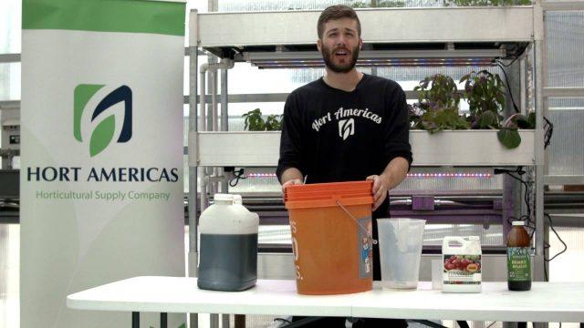 Hort Americas Organic Hydroponic Fertilizer Option – Terra Genesis and Terra Bella
