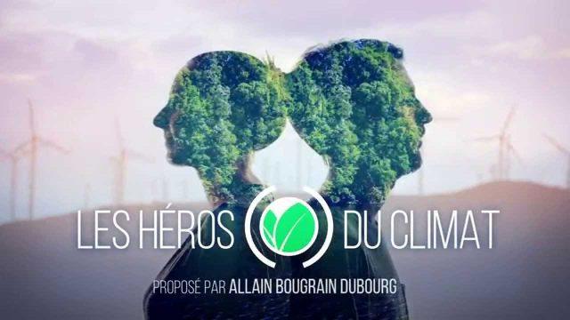 """""""Les murs végétaux, héros du climat"""" : Patrick Blanc, créateur"""
