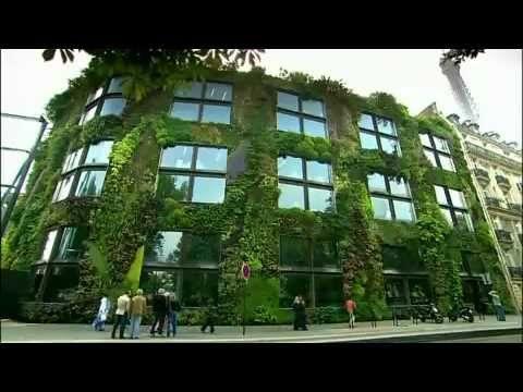 PATRICK BLANC VERTICAL GARDENS Interview in Paris