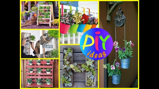 50 Clever Ways to Plant a Vertical Garden – DIY Vertical Garden Projects