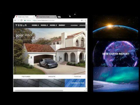Tesla Solar Roof Calculator Goes Live