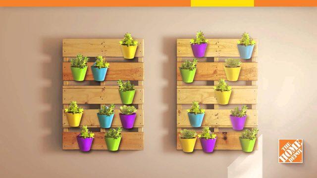 Haz tu propio jardín vertical con Miracle Gro