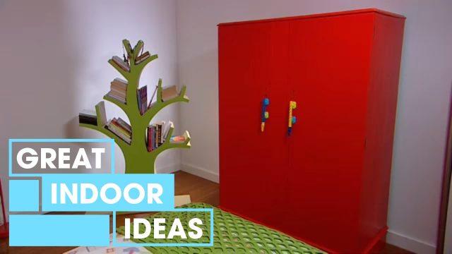 Kid's Budget Bedroom Makeover | Indoor | Great Home Ideas