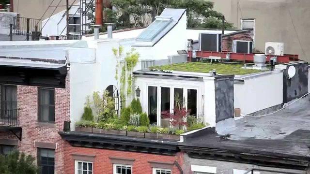 The Rooftop Gardens of New York, episode 1 of Outdoor Engineering by Husqvarna