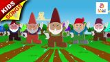 Planting Song for kids | In The Garden Song | Kids Songs and English Nursery Rhymes