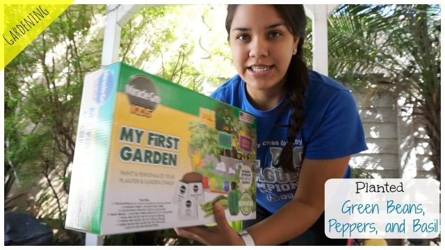 My First Garden Kit Gardening Day