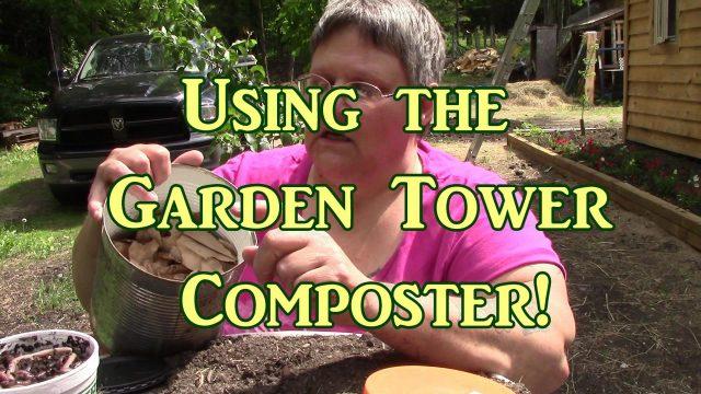 Garden Tower Composter