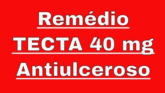 TECTA 40MG COM 60 COMPRIMIDOS-Antiulceroso