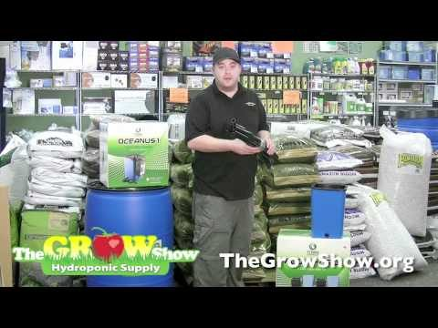 Flo n Gro Flood and Drain System explained – Grow Show Hydroponic Supplies