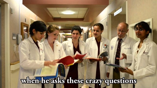 """I Don't Know – Med School Parody of """"Let It Go"""" from Frozen (University of Chicago Pritzker SOM)"""