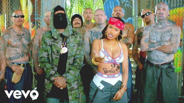 Young Money – Senile ft. Tyga, Nicki Minaj, Lil Wayne
