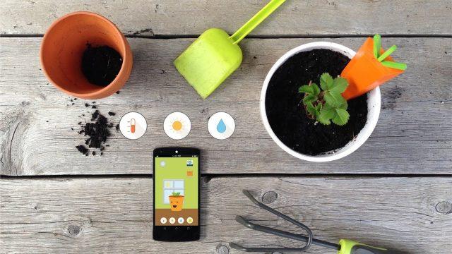 Grüt – a gardening sensor kit for kids (Kickstarter Video)