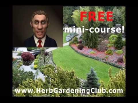 Gardening Free Mini-course