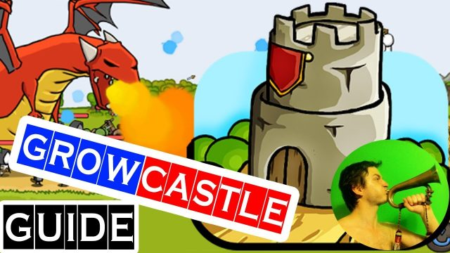 Grow Castle GUIDE: secrets and tips ♣ online 'tower defence' game for Android