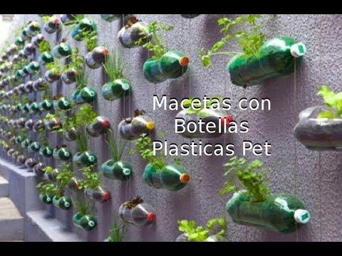 Reciclaje de Botellas Pl