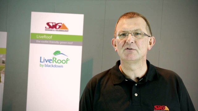Green Roofs: How to install an instant Sedum Roof SIG LiveRoof Lite – Full Length