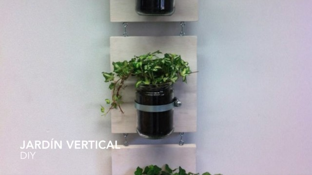 Jardi?n vertical DIY – Cloudlet