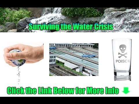 Survive the Coming Water Crisis