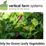 Vertical farming solution to Global Water Crisis