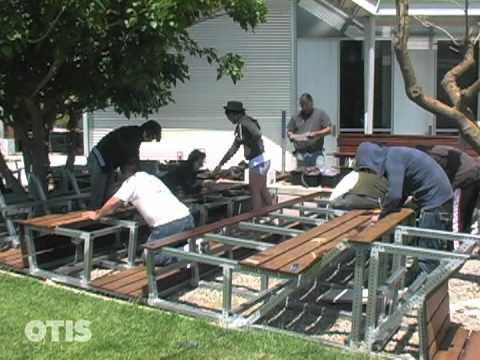 Otis Architecture/Landscape/Interiors Class of 2010 Installation