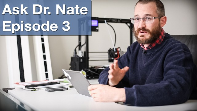 Ask Dr. Nate Episode #3; Crude Protein for Fish, Organic Nutrients and Worms?!?!