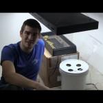 World's Most Simple $5 DIY Hydroponic Setup QUICK EZ & CHEAP