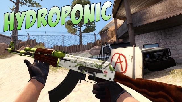 CS:GO – AK-47 | Hydroponic Gameplay