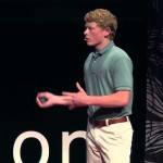 Your roof and the environment — why green is the new black: Hunter Legerton at TEDxCharleston
