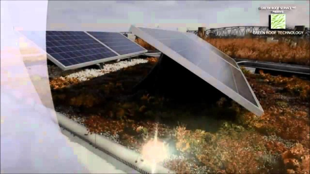 Green Roofs & Solar: Double Your Benefits! by J