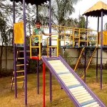 HD VIDEO, KIDS ARE PLAYING IN The GARDEN at surat Ambika Residency. gulab suthar 9909000091.