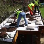 Installing a VerdiRoof green roof from Verdico