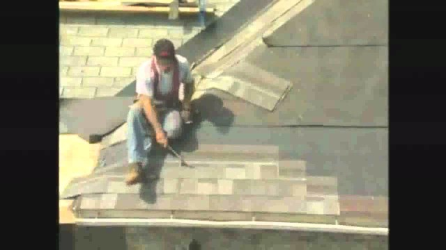 ROOFING: How To Install Laminated Asphalt Shingles
