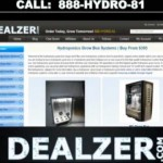 Dealzer Grow Boxes, Grow Tents, & Hydroponics Systems