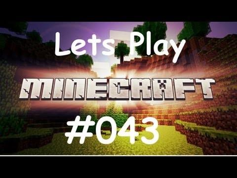 Lets Play Minecraft Mittelalter #043 (german) Grünes Dach und Beta 1.8