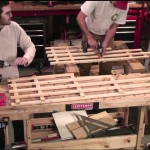Craftsman Experience – How to Make a Vertical Garden