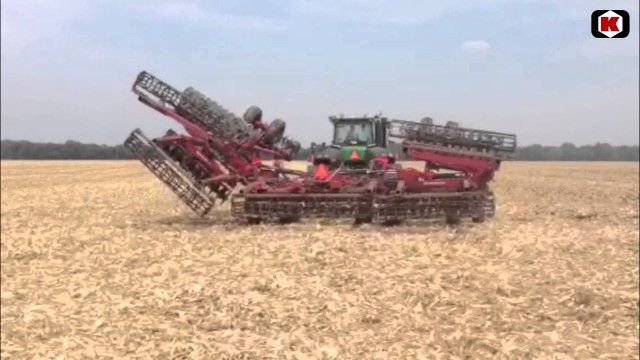 John deere | Farm | Tractor | Agriculture | Vertical Tillage Double Fold