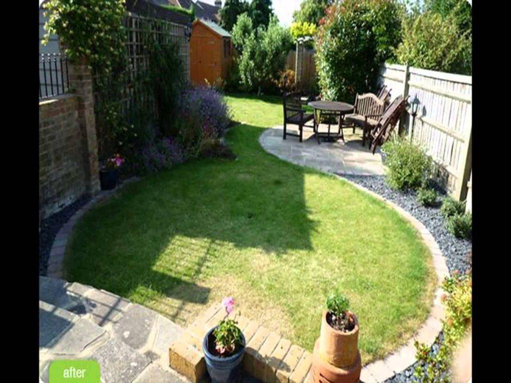 Consejos para el dise o de jardines peque os gardening for Jardines pequenos pegados a la pared
